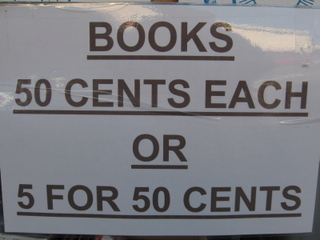 Books50cents